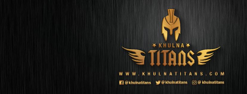 Khulna Titans banner